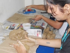 clay modeling program